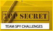 Team Spy Challenges